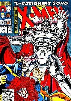 The Uncanny X-Men #296 (X-cutioner's Song Part 9) Jan. 1992