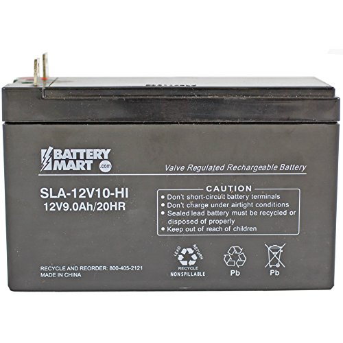 12v 9ah battery for generator - 2