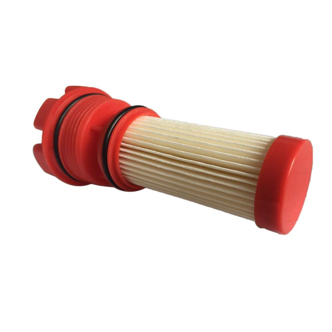 Filtre /à carburant rouge 35-884380T 35-8M0020349 pour Mercury DFI OptiMax Verado couleur: rouge