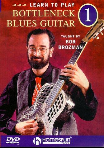 Learn To Play Bottleneck Blues Guitar  1 Dvd