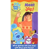 Blue's Clues - Meet Joe!