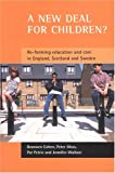 New Deal for Children?, Bronwen Cohen and Peter Moss, 1861345283