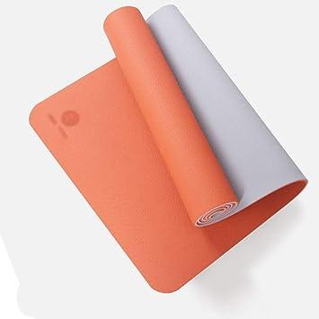 Amazon.com : XF Yoga Mats Yoga mat - Widened Thick, TPE ...