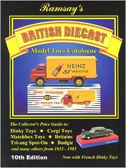 Libro PDF Gratis British Diecast Model Toys Catalogue