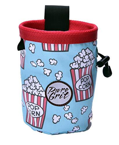 (Pure Grit Popcorn Rock Climbing Chalk Bag (USA Made))
