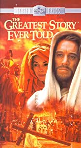 The Greatest Story Ever Told [USA] [VHS]: Amazon.es: Max