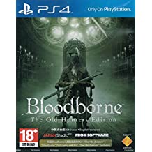PS4 Bloodborne Game of The Year Edition Asian version Chinese + English subtitle English voice