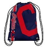 MLB Cleveland Indians Unisex 2015 Drawstring Back Pack, Team Color, One Size