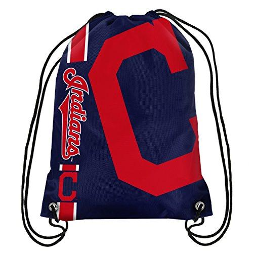 Cleveland Indians Big Logo Drawstring Backpack