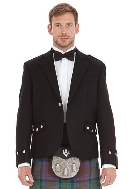 Écossaise Homme Veste Kilt Argyll Society q0EEXA