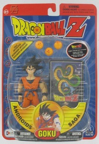 "Dragonball Z 5"" GOKU Action Figure - IRWIN TOYS SERIES 7"