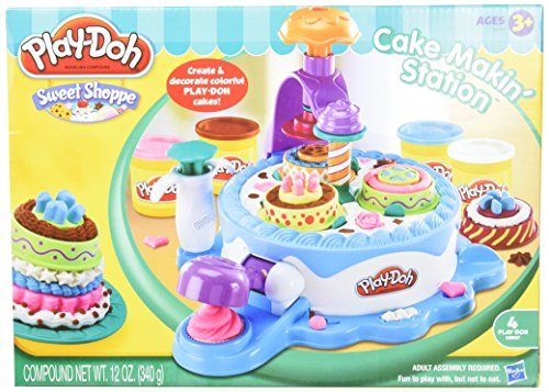 Play doh Cake Making Station Playset product image