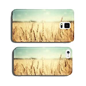 golden wheat field and sunny day cell phone cover case iPhone6 Plus