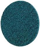 Scotch-Brite(TM) Roloc(TM) Surface Conditioning Disc TR 07513, Speed-Lok TR Quick-Change Attachment, Aluminum Oxide, 3 Diameter, Very Fine Grit, Blue  (Pack of 100)