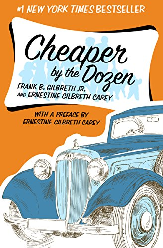 Cheaper by the Dozen (Best Careers For Over 50 Year Olds)