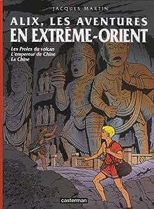 """Afficher """"Alix, les aventures en Extrême-Orient"""""""