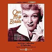 Our Miss Brooks: Volume One   Eve Arden, Gale Gordon, Jeff Chandler, Richard Crenna, Jane Morgan
