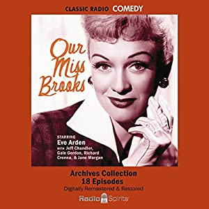 Our Miss Brooks Radio/TV Program