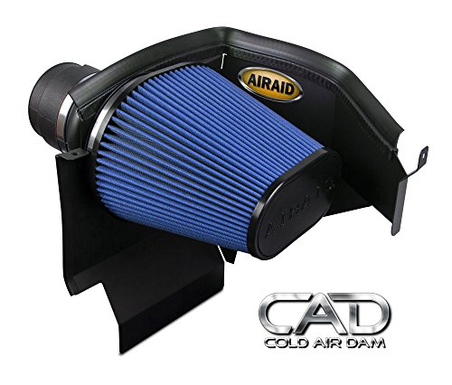 (Airaid 353-210 Intake System with SynthaMax Blue Dry Filter )