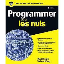 Programmer pour les Nuls grand format, 3e édition (French Edition)