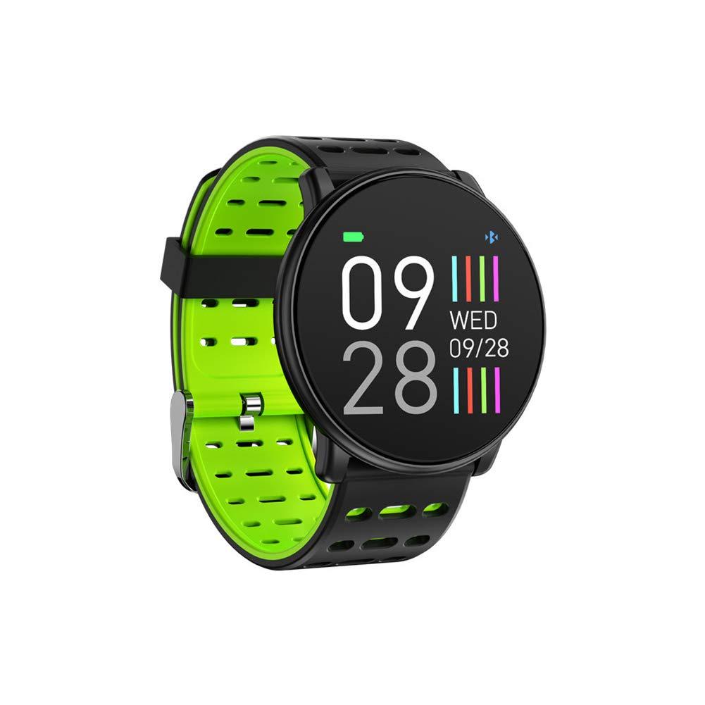 SPORS Metal Fashion Men's Women's Smart Watch, 1.3 inch Large Screen Multi-Function Smart Bracelet, Heart Rate Training Bracelet-4 by SPORS