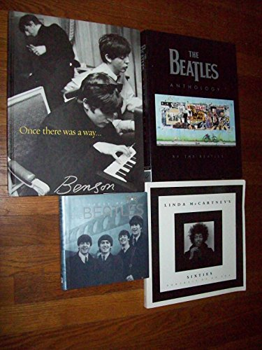 The Beatles/Linda McCartney 4 Volumes Set: Images of the Beatles, Linda McCartney's Sixties, The Beatles Anthology & Once There Was a Way...