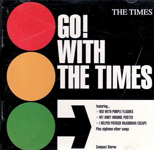 Go! With the Times!/Pop Goes Art!                                                                                                                                                                                                                                                    <span class=