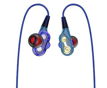 Winwintom-Auriculares In-Ear con Microfono,Auriculares Deportivos ...