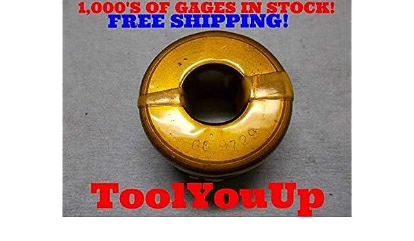 .0271 UNDERSIZE TOOLMAKER MACHINING .9729 SMOOTH PLAIN BORE RING GAGE 1.0000