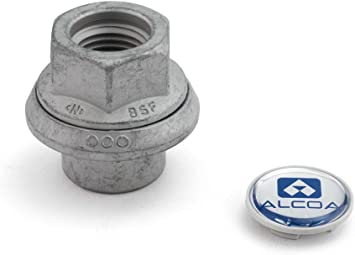 per Ruote Wheels ALCOA Dado Lungo Geomet 7//8-11 BSF Scania