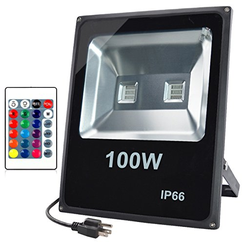 100W Led Flood Light Review in Florida - 1