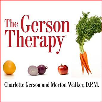 Gerson Therapy Book
