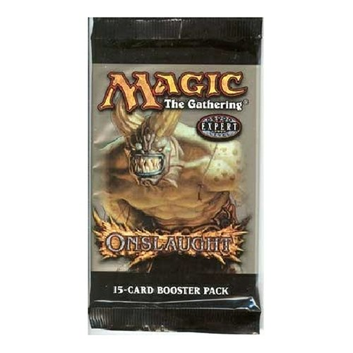 Wizards of the Coast Magic The Gathering Onslaught Booster Pack