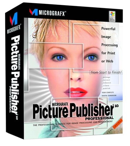 Corel PP1L10ENG PICTURE PUBLISHER PRO