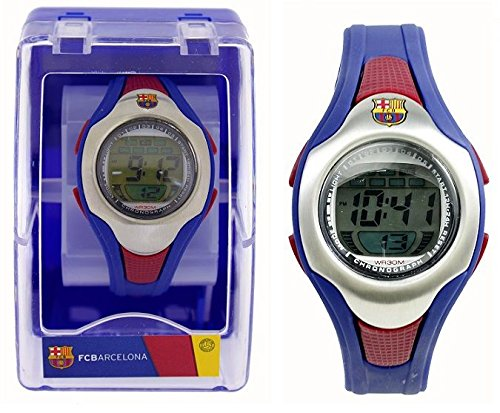 3941daed8dc6e Reloj niño Barcelona digitale deporte FCB  Amazon.es  Relojes