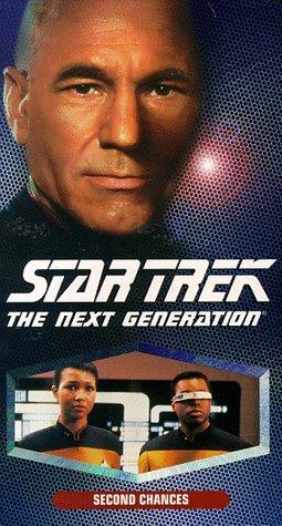 Star Trek - The Next Generation, Episode 150: Second Chances [VHS]