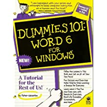 Dummies 101: Word 6 for Windows