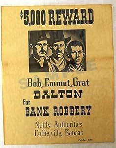 Dalton Brothers 1892