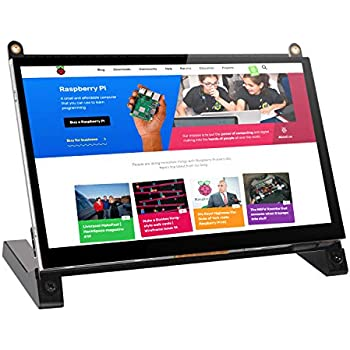 Amazon com: GeeekPi 7 Inch 1024x600 Capacitive Touch Screen HDMI
