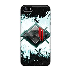 New Introskrillex Tpu Skin Case Compatible With Iphone 5/5s