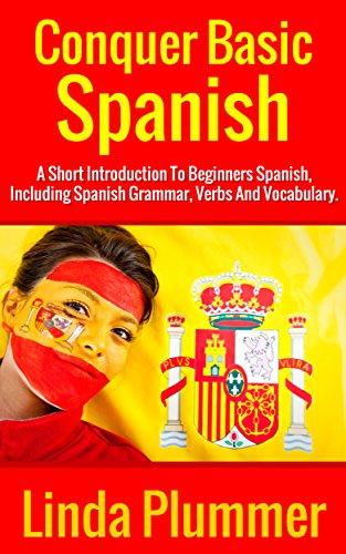 Conquer Basic Spanish Introduction Vocabulary ebook product image