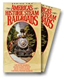 America's Historic Steam Railroads: Series 2 [VHS]