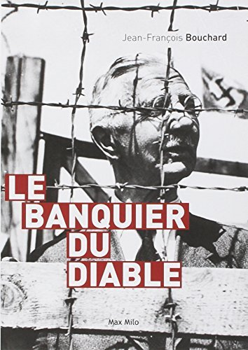 Hjalmar Schacht : Le banquier du diable by Jean-Fran??ois Bouchard (2015-03-12)
