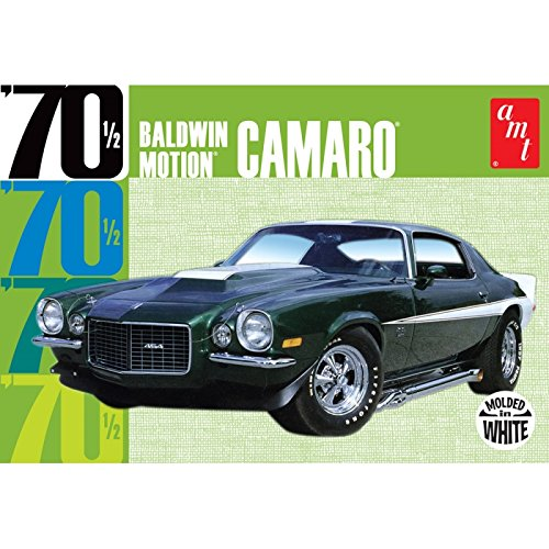 AMT 855 1/25 Baldwin Motion Chevy Camaro Dark Green for sale