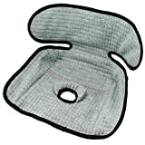 Piddle Pad for Car Seats Strollers Boosters Machine Washable Quilted Terry Cloth with Waterproof Vinyl Backing for Potty Toilet Training of Toddlers. This Seat Saver Includes a 90-Day Guarantee