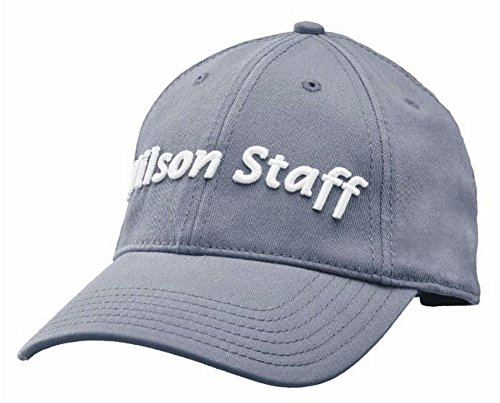 Wilson Staff Relaxed Cap, Gray