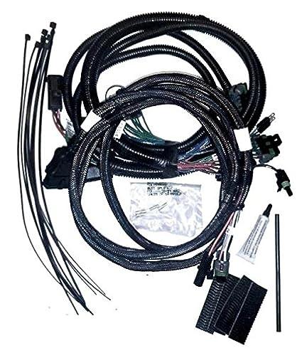 51VSYZ q6sL._SX425_ amazon com western part 29049 plug in harness kit automotive
