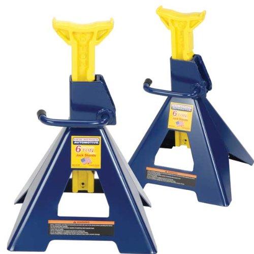 Hein-Werner HW93506 6 Ton Capacity Jack Stand