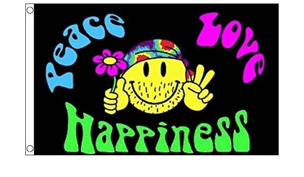 Peace, Love & Happiness