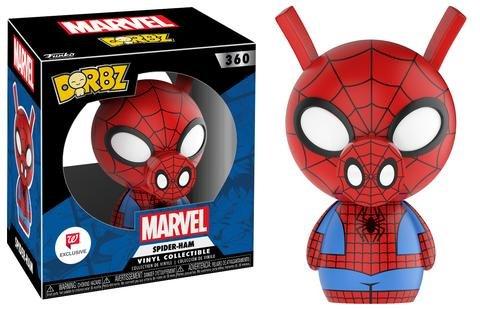 Funko Dorbz Spider-Ham Walgreens (Exclusive Spider)